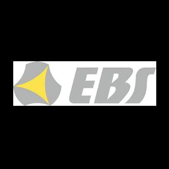 Logo de la marca EBS