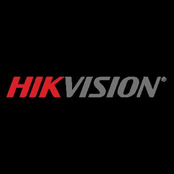 Logo de la marca HikVision