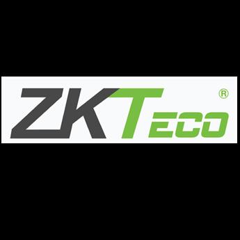 Logo de la marca ZKTeco