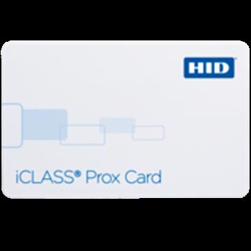 Imagen de Tarjetas HID 125khz 26bits ISO finas