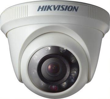 Imagen de HIKVISION Domo TURBO 720p HD DS-2CE56C0T-IRPF