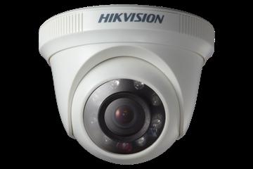 Imagen de HIKVISION Domo TURBO 1080p DS-2CE56D0T-IRPF