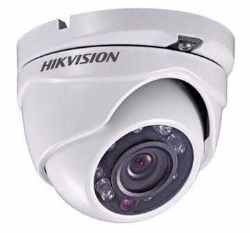 Imagen de HIKVISION Domo TURBO 720p DS-2CE56C0T-IRMF (Metal)