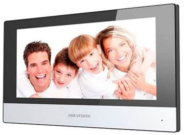 Imagen de HIKVISION Video Portero IP Monitor POE DS-KH6320-TE1 touchscreen