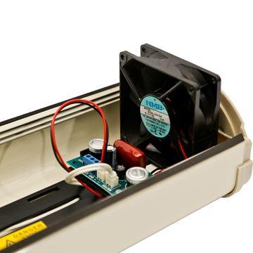 Imagen de Carcasa de aluminio exterior c/calefaccion y desempañador IP66