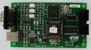 Imagen de GST P-9930TCP-IP GST tarjeta comunicación IP (solo LAN) (conecta paneles GST200 /M200 en red)