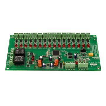 Imagen de GST DI-9309 modulo monitoreo multiple 16 IN