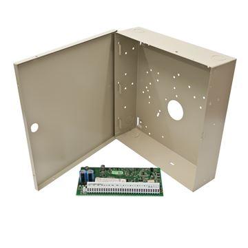 Imagen de DSC PC1864 panel con gabinete