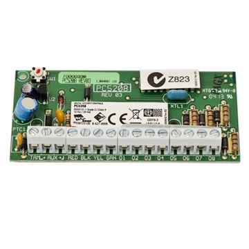 Imagen de DSC PC-5208 modulo 8 salidas programables PGM para 1832/1864