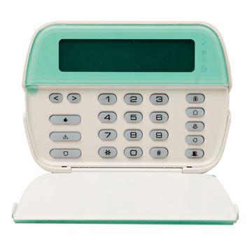 Imagen de DSC PK5501 teclado LCD iconos 64 zonas (p/abajo)