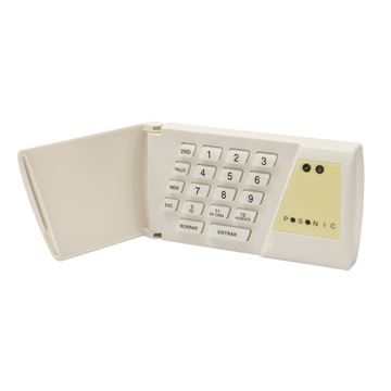 Imagen de POSONIC PS-700 teclado LED