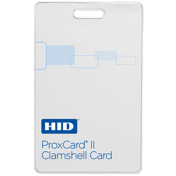 Imagen de HID 126LMSMV tarjeta clamshell HID 125Khz 26 bits
