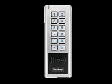 Imagen de SECUKEY SK5-RX lectora HID 125Khz con teclado, salida wiegand