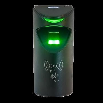 Imagen de ZKTECO F11/ID control de accesos autonomo c/lector de huellas + tarjeta EM125 / salida wiegand