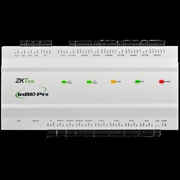 Imagen de ZKTECO INBIO 460PRO panel de accesos 4 puertas (max 8 lectoras) alta gama para software ZKBiosecurity