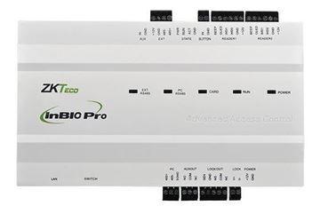 Imagen de ZKTECO INBIO 260PRO panel de accesos 2 puertas (max 4 lectoras) alta gama para software ZKBiosecurity