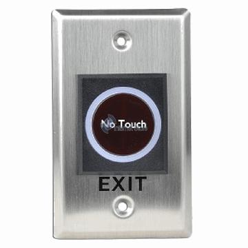 """Imagen de ZKTECO K1-1 pulsador de salida sin contacto tipo """"NO TOUCH"""""""