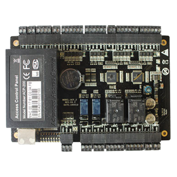 Imagen de ZKTECO C3-200 Package B (gabinete metalico y fuente) panel accesos de 2 lectoras para software ZKAccess