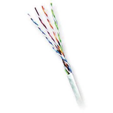 Imagen de HONEYWELL GENESIS 6330 cable UTP 100% cobre cat 5e AWG24, interior, caja 305 metros, listado UL
