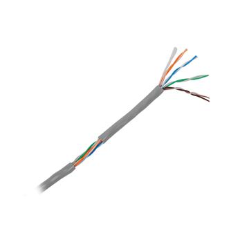 Imagen de VANGUARD cable UTP aleación (30% cobre, 70% aluminio) cat 5e AWG24, interior, caja 305 metros