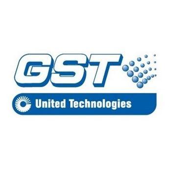 Logo de la marca GST