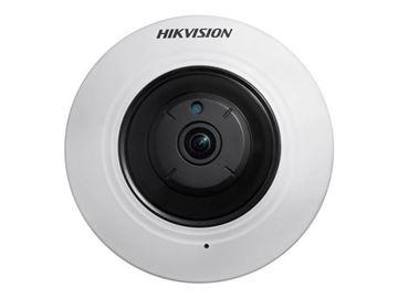 Imagen de HIKVISION Domo IP DS-2CD2955FWD-IS 5mp fisheye (c/infrarrojo)