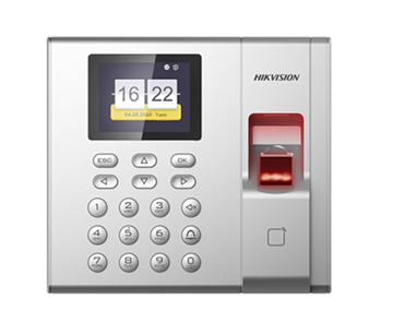Imagen de HIKVISION Reloj control Personal DS-K1T8003MF