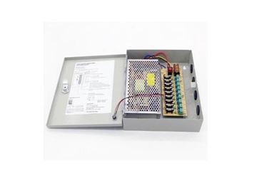 Imagen de Fuente box 12V 10A Panel Multiple