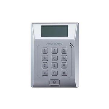 Imagen de HIKVISION Control de Acceso autonomo DS-K1T802M (teclado/tarjeta Mifare)