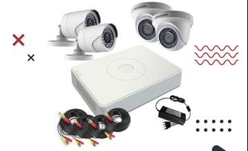 Imagen de KIT CCTV 720p Hikvision
