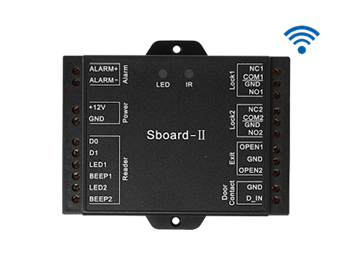 Imagen de SECUKEY SBOARD-2 WIFI controlador de accesos stand alone 2 puertas