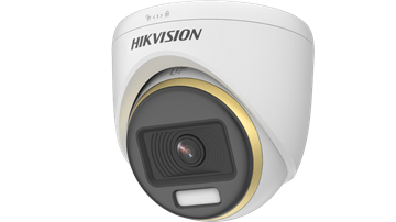 Imagen de Hikvision turret ColorVu DS-2CE70DF3T-PF 2.8mm 2mp