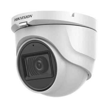 Imagen de Hikvision mini turret IP67 DS-2CE76H0T-ITMF 2.8mm 5mp