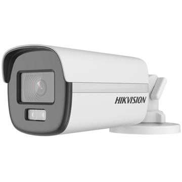 Imagen de HIKVISION Bullet ColorVu 1080p DS-2CE12DF0T-F (2.8mm) IP67 40m