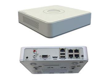 Imagen de HIKVISION NVR 7104NI-Q1/4P 4ch 2mp
