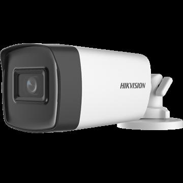 Imagen de HIKVISION Bullet  DS-2CE17H0T-IT3F  2.8mm IP67 5mp